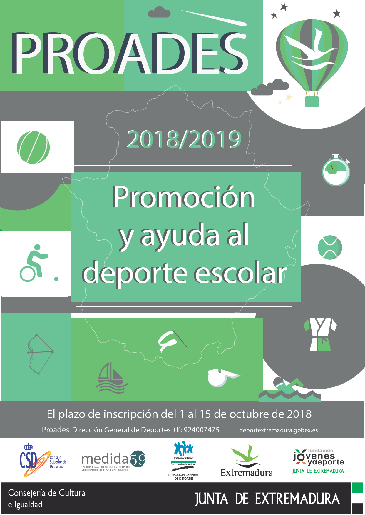Proades 2019 DGD Extremadura