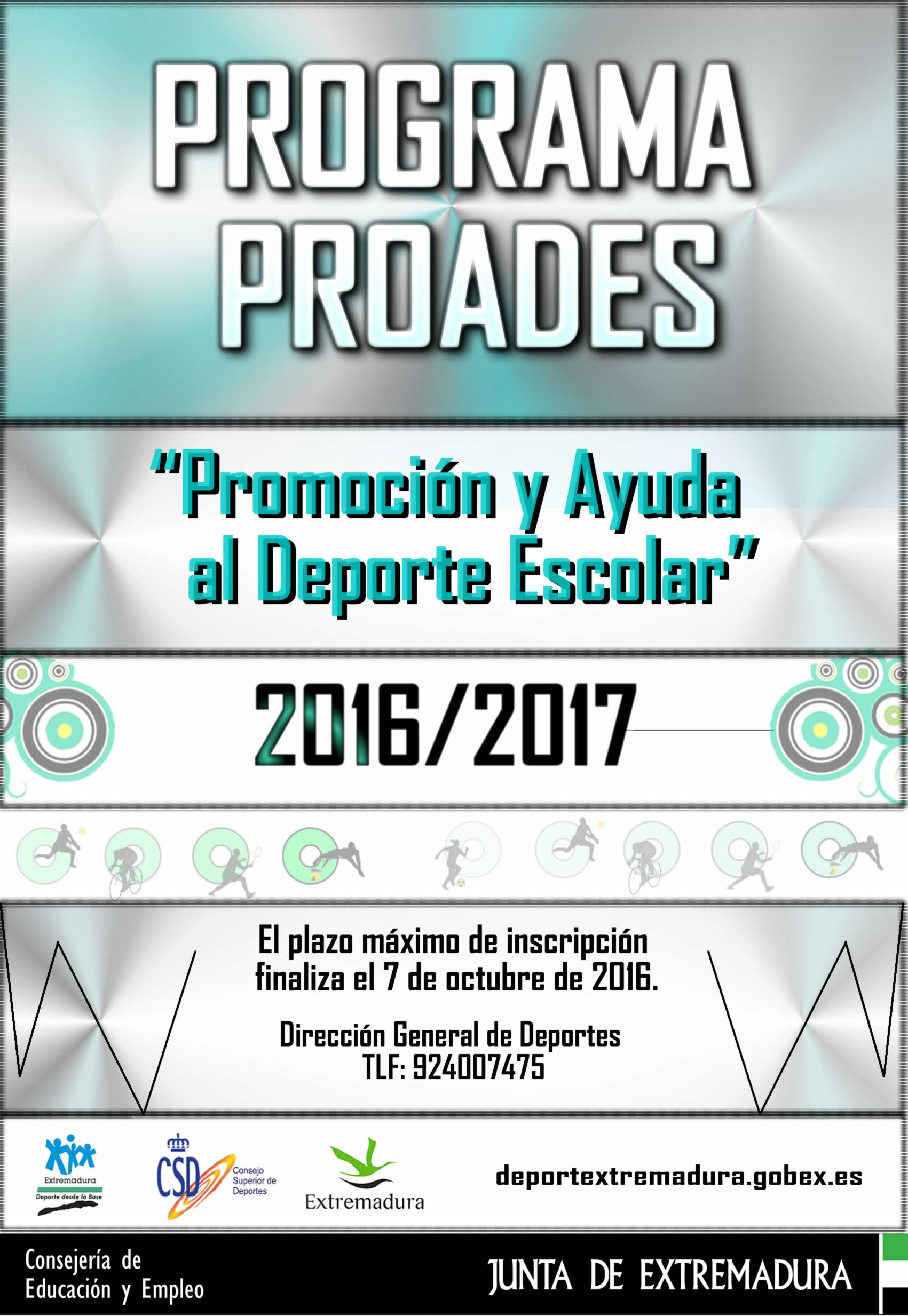 Proades 2017 DGD Extremadura